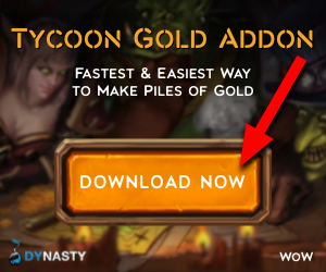 Dynasty's World Of Warcraft Addons