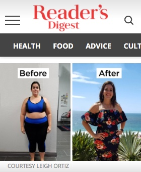 One Minute Weight Loss - Before & After