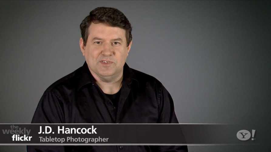 JD Hancock, Tabletop Photographer