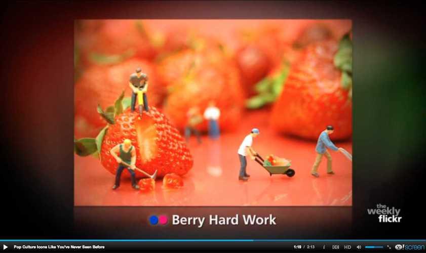 Berry Hard Work