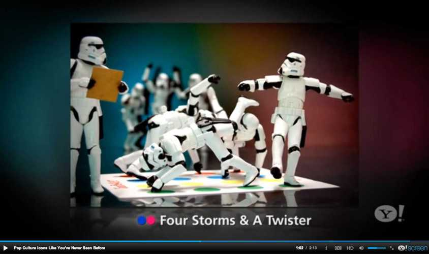 Four Storms and a Twister