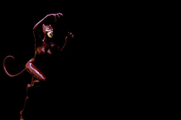 Catwoman Dark