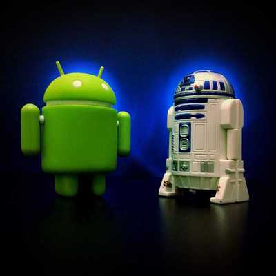 Droids Young And Old