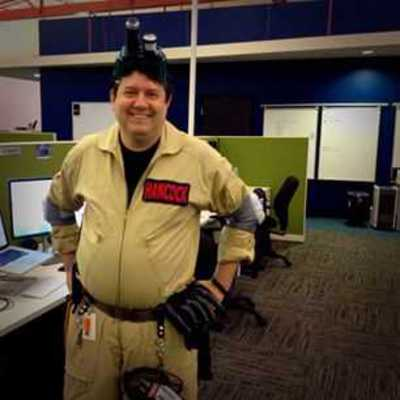 Ghostbuster!
