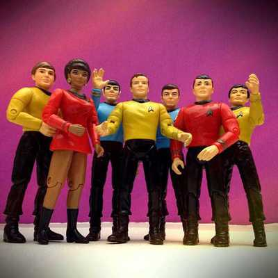 Happy Birthday, _Star Trek_!