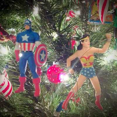 Super Star Ornaments