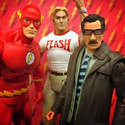 Team Flash? Team Gordon? Team Flash Gordon?