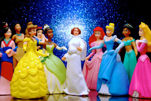 lifehacker-uk - Disney Princesses Aren't Great For Girls' Self Esteem, Study Says