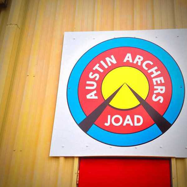Photo of JOAD sign