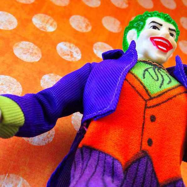 Photo of the Joker