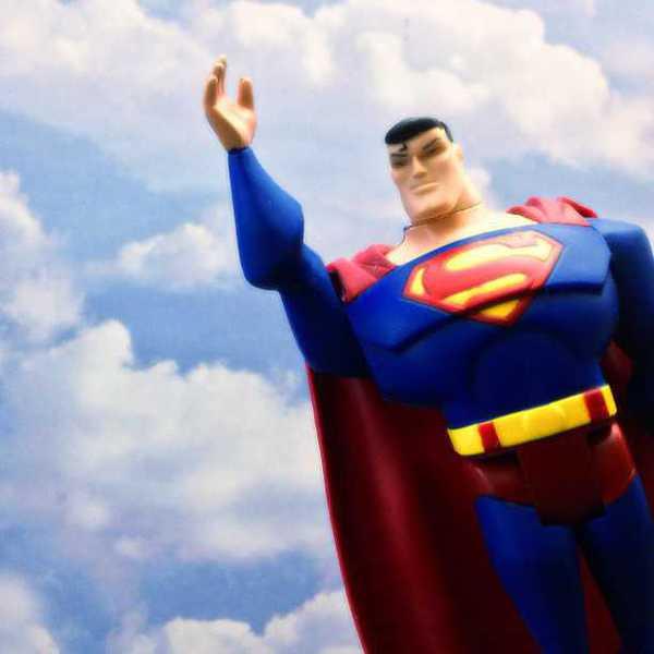 Photo of Superman
