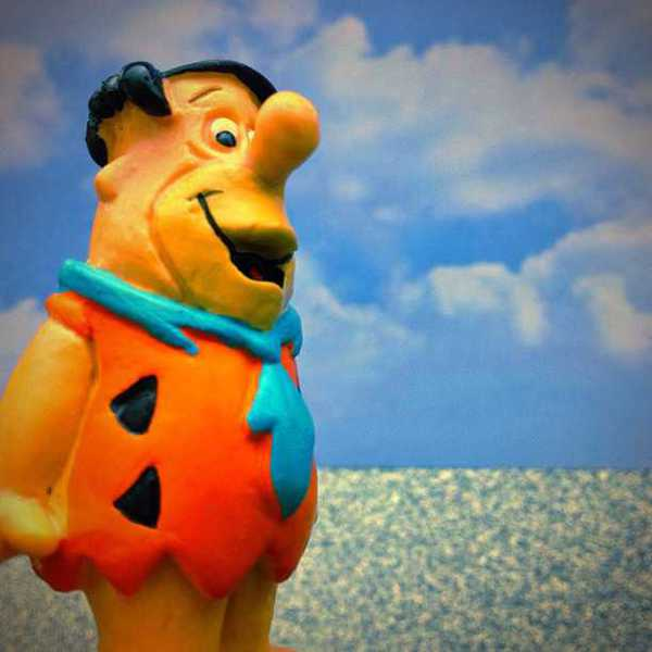 Photo of Fred Flintstone