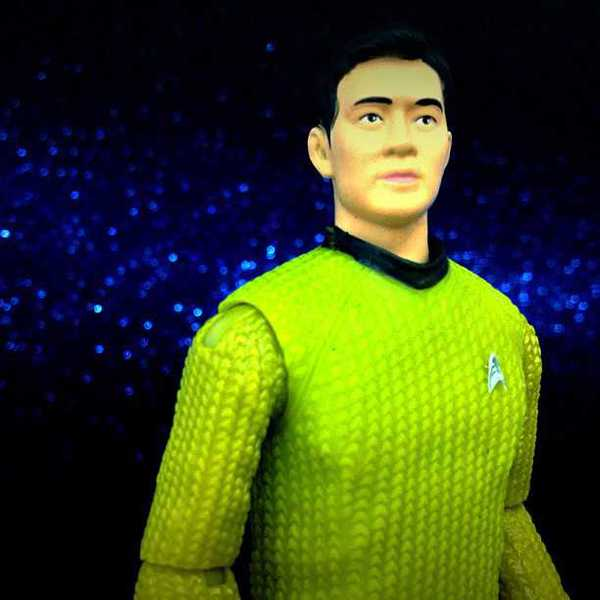 Photo of Sulu