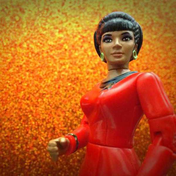 Photo of Uhura