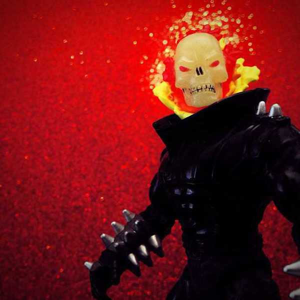Photo of Ghost Rider