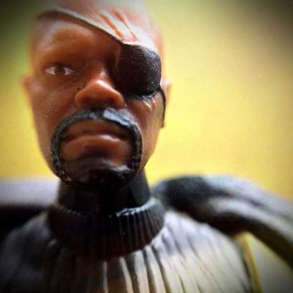 Photo of Nick Fury