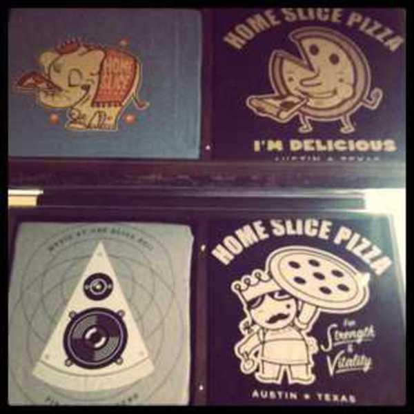 Photo of Home Slice Pizza shirts