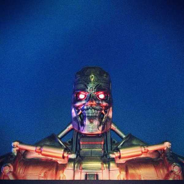 Photo of the Terminator