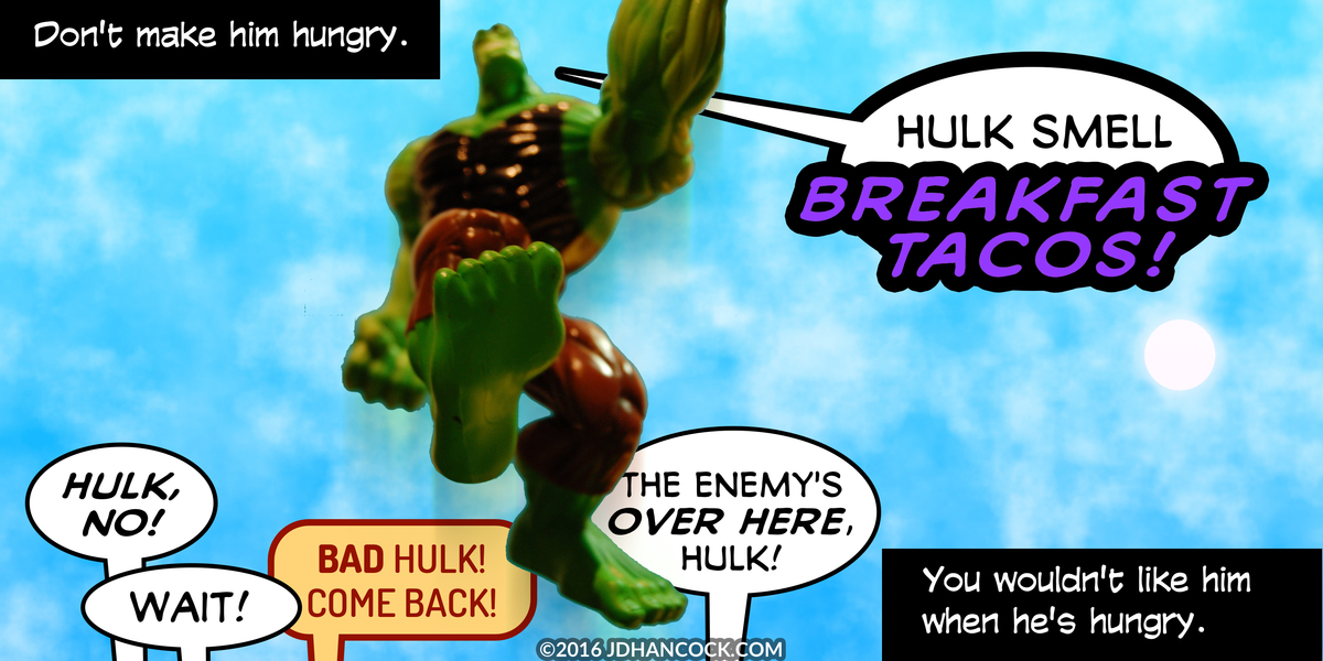 PopFig toy comic with the incredible Hulk.