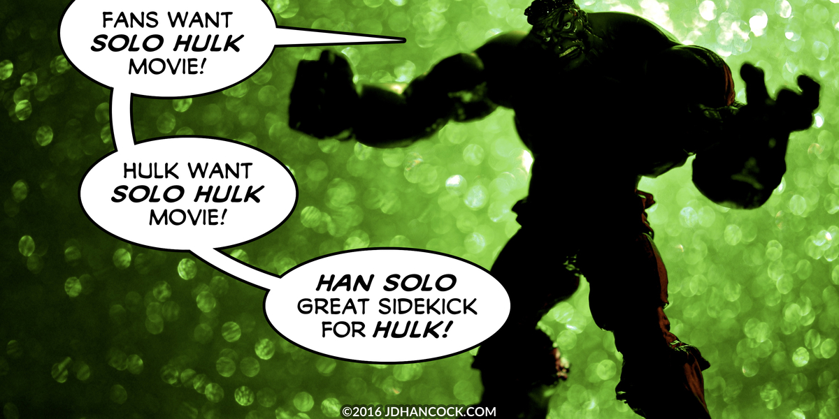 PopFig toy comic with the Hulk.