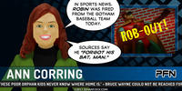 PopFig toy comic with Ann Corring for PFN.