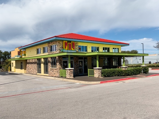 Photo of Former Location of PDQ  — 2920 S Lakeline Blvd, Cedar Park, Texas 78613